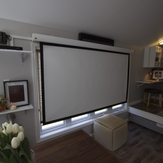 50 Tiny Movie Room Decor Ideas: TOBE Design GroupTOBE Design Group